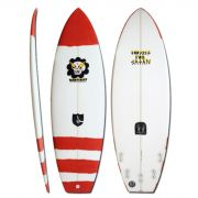 Surfboard VAMPIRATE too fast for satan 6.0 XF