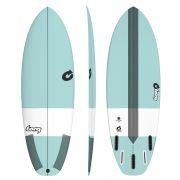 Surfboard TORQ Epoxy TEC Summer 5  5.6 seagreen